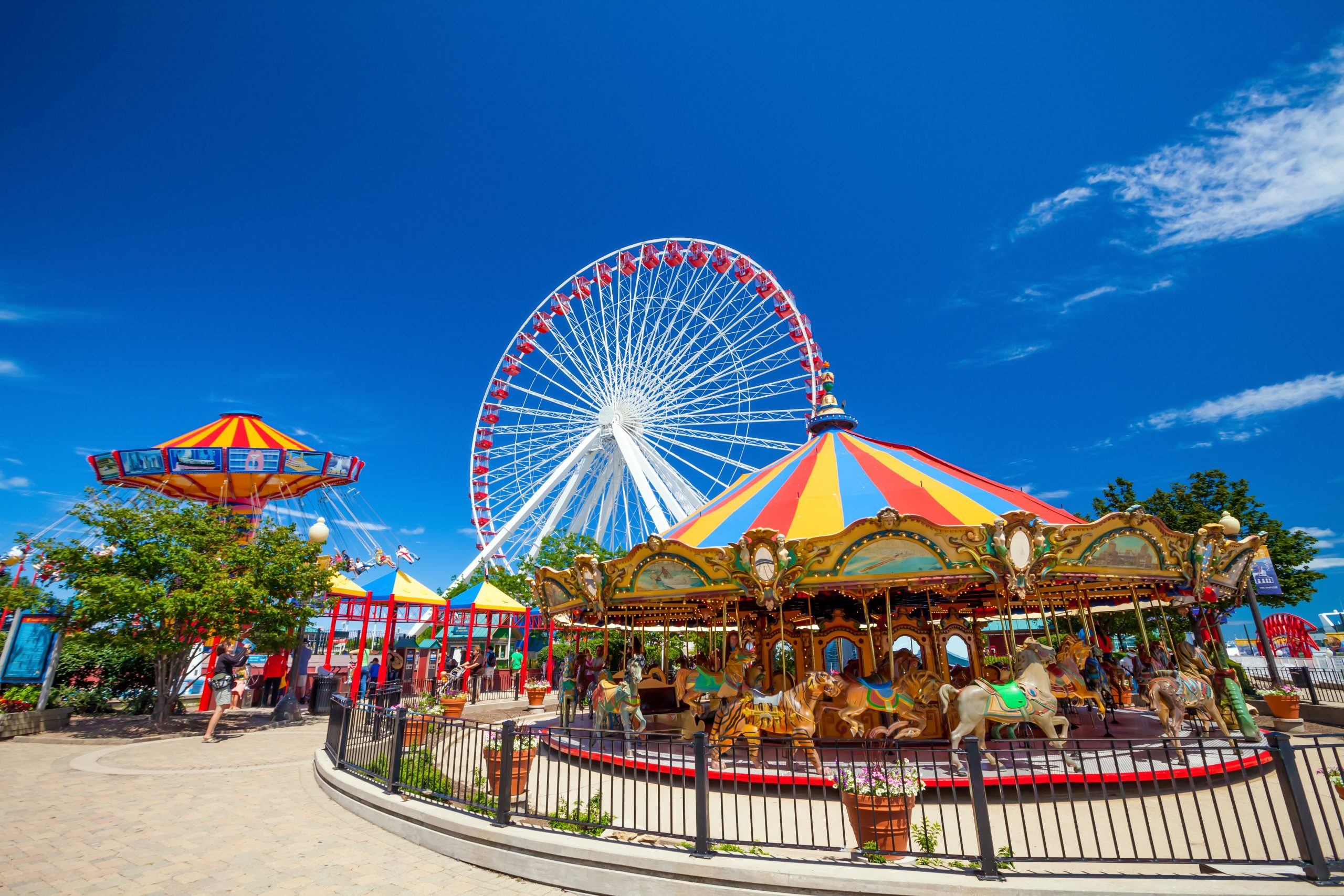 Navy Pier Chicago scaled